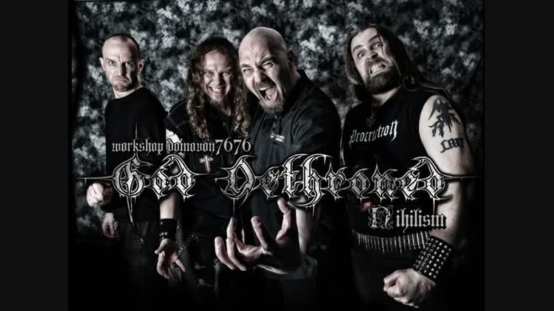 God Dethroned - Nihilism (Live at Metal Frenzy 2015)