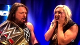 AJ Styles, Charlotte Flair and