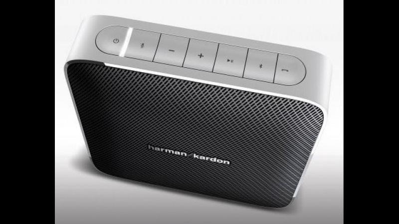Harman Kardon Esquire - Стильная автономная колонка с Bluetooth