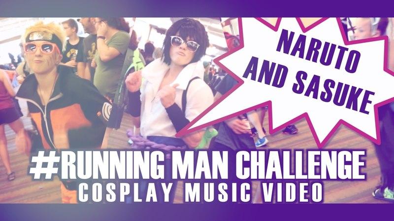 THE RUNNING MAN CHALLENGE (CMV) Phoenix Comicon!
