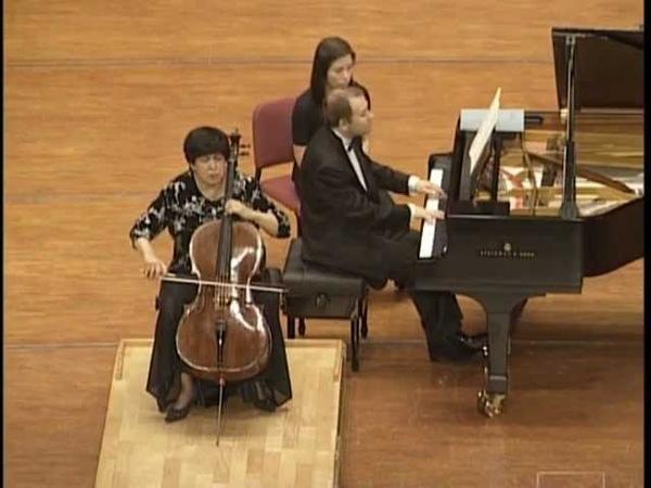 Schumann Fantasy Pieces - N.Gutman V.Poprugin