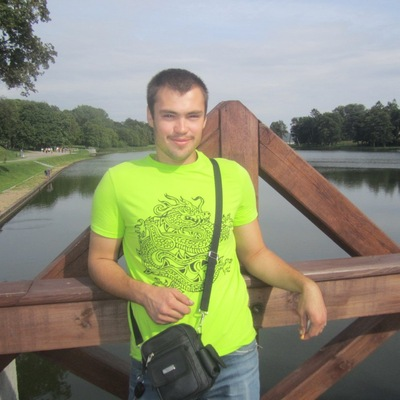 Андрей Булдык, 21 августа 1992, Минск, id57593205