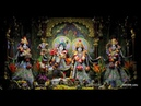 Sringar Arati Darshan Sri Sri Radha Rasbihari Temple 14th Sep 2018 Live from ISKCON Juhu Mumbai