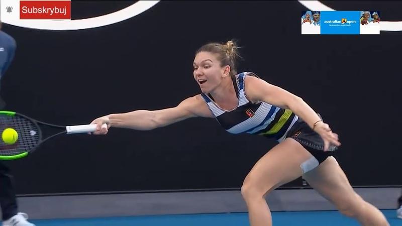 Australian Open - 21.01.2019 - Simona Halep (1) (ROU) VS Serena Williams (16) (USA)