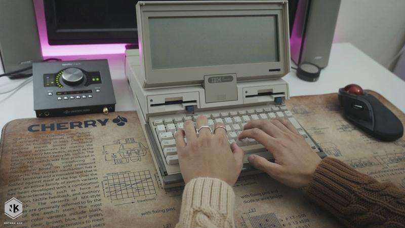 IBM 5140 Typing Sounds