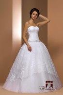 Шикарные свадебные платья из французских гипюров, платья с машинной вышивкой гладью, а также вышивкой бисером...