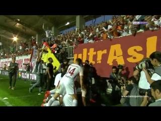Goztepe 0-1 Galatasaray. 21 sampiyonluk