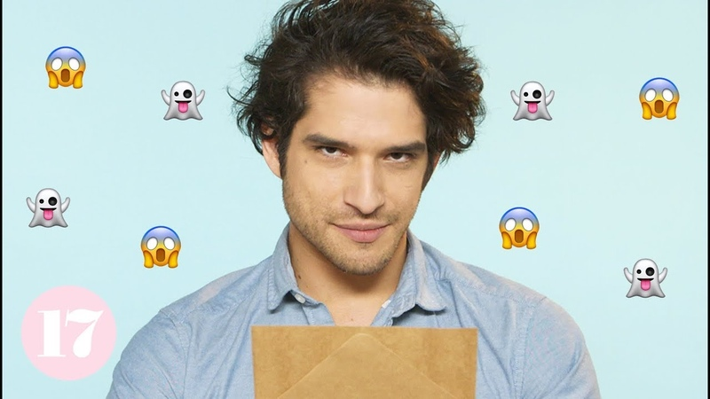 Teen Wolf's Tyler Posey Dramatically Reads Scary Stories