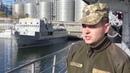 Стажування курсантів Інституту ВМС на «Гетьмані Сагайдачному»