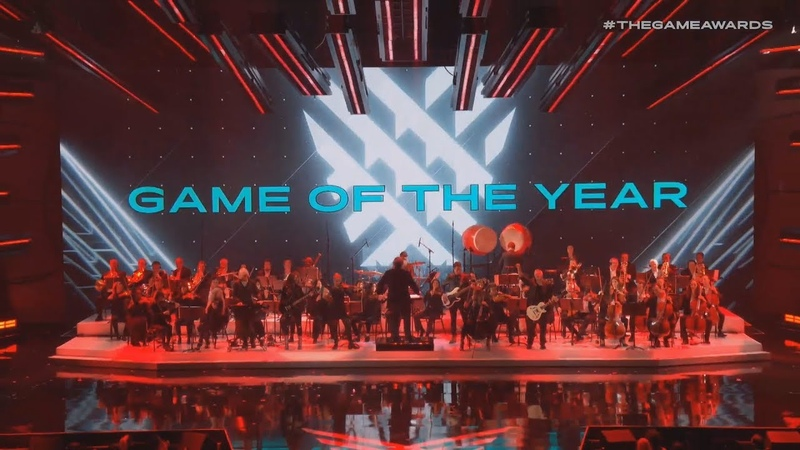 The Game Awards 2018 Orchestra and Game of the Year Winner: God of War