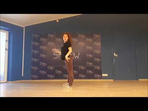 Dance practice | Katerina Girko (Olly Murs feat. Flo Rida - Troublemaker)