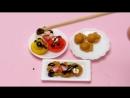Donerland Miniatures play Waffle Fish bun