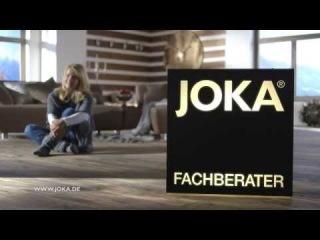 Magdalena Neuner - Werbespot JOKA Böden