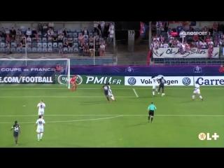 Чемпионский гол кубка Франции