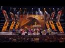 """Группа """"Кватро» на концерте, посвящённом 300-летию полиции в Государственном Кремлевском Двореце."""