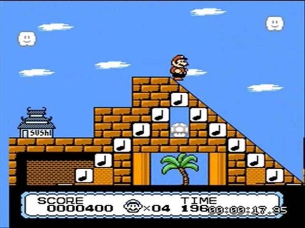 Super Mario Bros. IV (1991 NES Pirate Cart) vs. Super Mario Bros. 4 Revisited (2009)