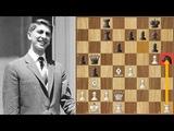 Sac, Sac and Mate! Fischer vs Larsen Portoroz (1958)