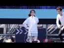 EVENT 180909 @ IU - Good Day at New Balance Run On 101K Fancam by Boxgame