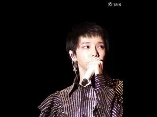 [Пятилетнее обещание Hua Chenyu] fancam Mars2018 -CYHuaMusicStation的秒拍