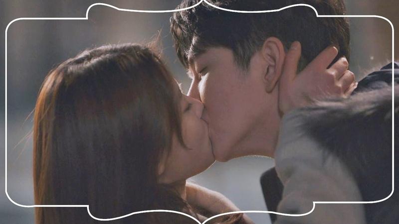 다시 시작 윤균상 Yun Kyun Sang ♥김유정 Kim You-jung , 사랑 확인하는 진한 키스♨ 일단 뜨
