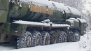 МАЗ-7917 семиосное шасси для комплекса РТ-2ПМ «Тополь» MAZ-7917 for Topol ICBM mobile launcher