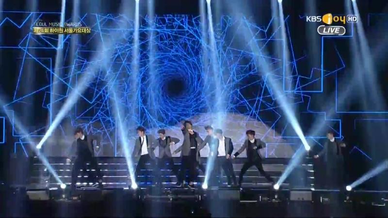 1080P 150122 Seoul Music Awards 서울가요대상 EXO Full cut 60fps