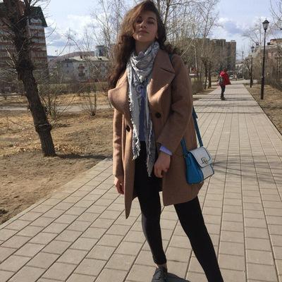 Настя Голобокова