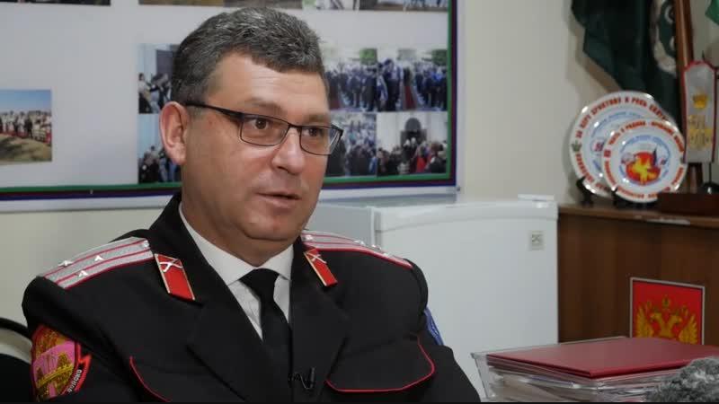 Валерий Плотников о казачьих детсадах