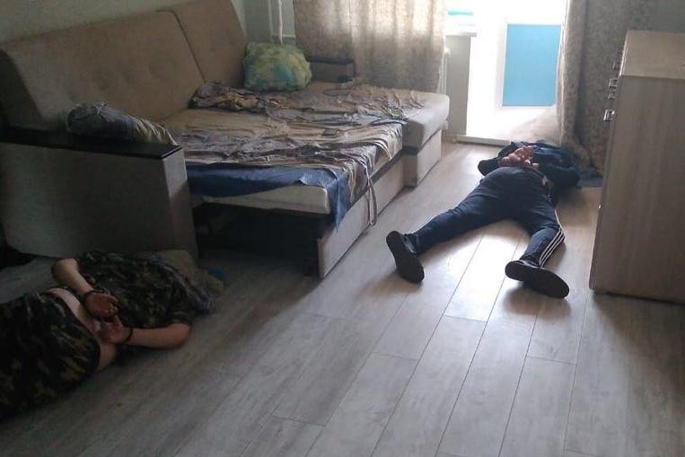 Томские полицейские поймали четырех наркодилеров