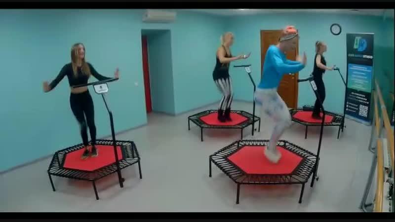 Jumping Fitness в Duos Dance Studio