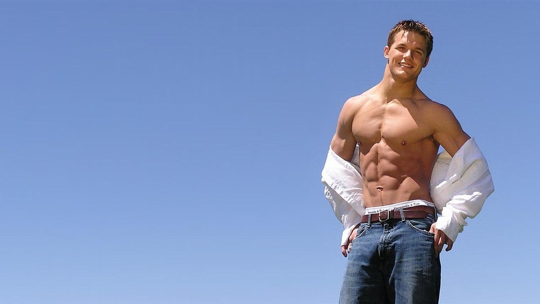 Сексуальний мужики голие 9 фотография