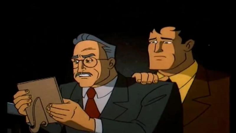 Бэтмен 1992-1 сезон 11 серия