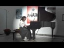Grieg - Anitra's Dance piano duo
