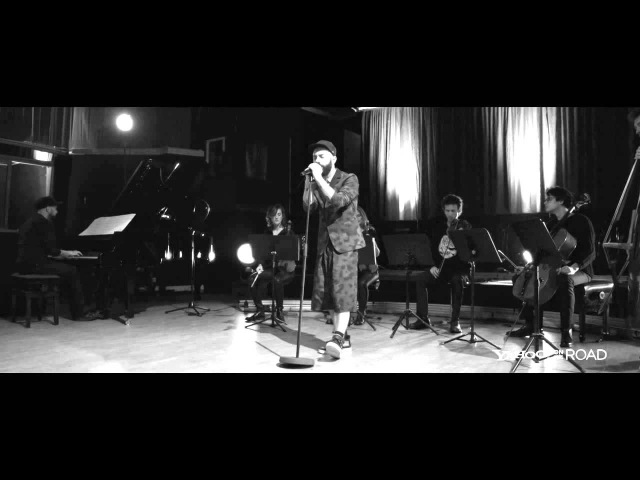 WOODKID I LOVE YOU ACOUSTIC OFFICIAL VIDEO