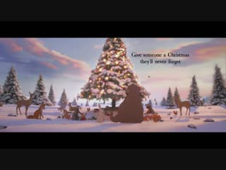 John lewis christmas advert 2013 - the bear  the hare