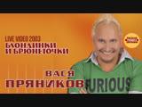Вася Пряников - Блондинки и брюнеточки (Live' 2003)