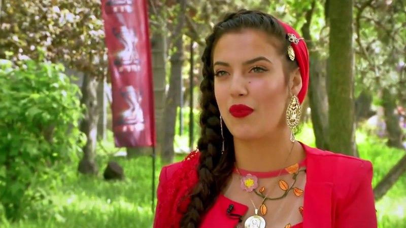 """Prezentare. Ce ochi! Narcisa Stănescu: """"M-am măritat pentru că așa este tradiția"""