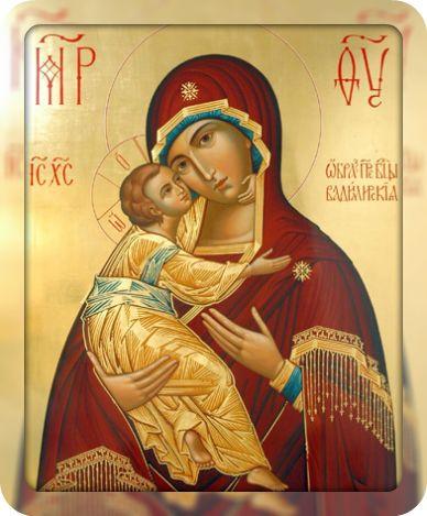 Чудотворная владимирская икона божией матери находится в храме святителя николая в толмачах притретьяковской