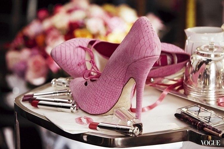 Открытки с днем рождения туфли