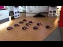 Танцующие пылесосы LG HOM-BOT SQUARE (