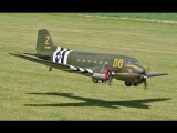 ZIROLI DOUGLAS DAKOTA C47/DC3 - NLMFC BALDOCK MIKE `THE GRASS CUTTER` DONNELLY (MWM WARBIRDS) - 2013
