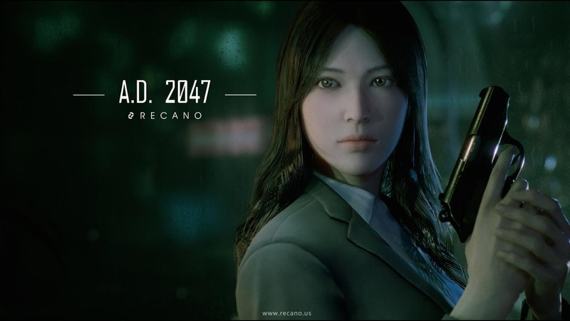 A.D. 2047 For PlayStation VR, Oculus Rift, and HTC Vive - Chinajoy 2018 Trailer