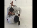 Series of attacks! There's a shoulder lock, razor lock and then finally an arm bar!