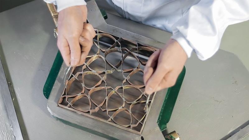 Usine de carreaux ciment - Mosaic del Sur©