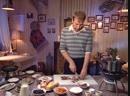 Телекафе Кухни мира Латвийская Серый горох со шпеком Картофель с творогом и сельдью Строганов по курземски Хлебный суп