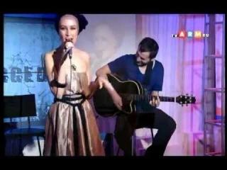 XENA - Live @ ТВ АРМ РУ (акустический концерт, полная версия)
