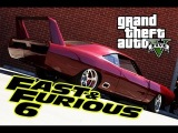 GTA 5: Drifting Fast & Furious 6 Car