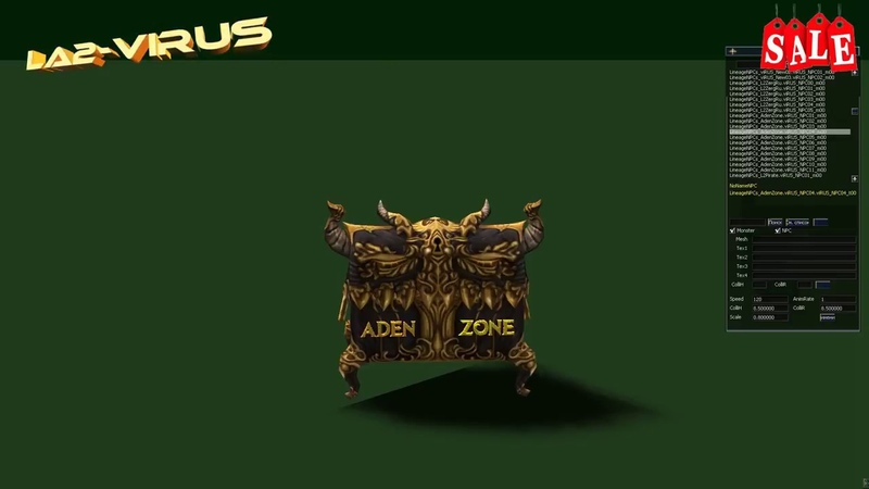 Interlude server LINEAGE II New Chest with Sound and Animations for server www Aden Zone