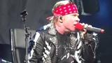 Guns N' Roses - This I Love (Las Vegas 08.04.2016)