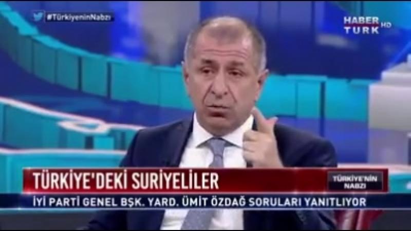 Оппозиционной лидер: «К сожалению, Турция на первом месте»